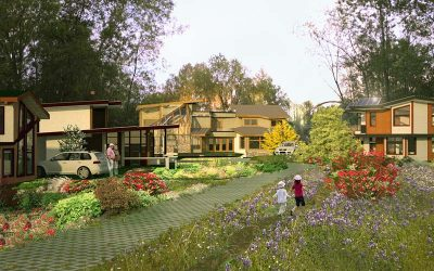 Vancouver Island's First Model Sustainable Neighbourhood