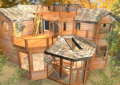 Greenplan home rendering