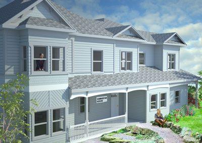 Samaritan House rendering