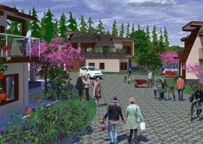 Green neighbourhoods